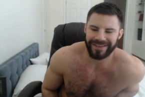 Hunky Webcam Guy