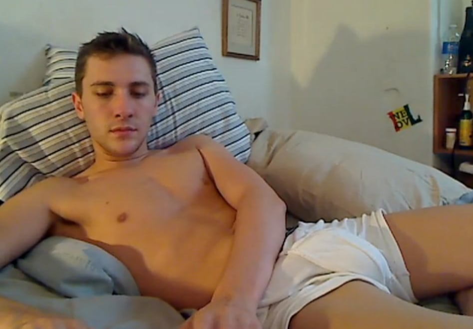 Gay Cam Boy With Big Cock