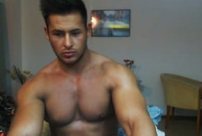 Straight Cam Boy With A Big Cock