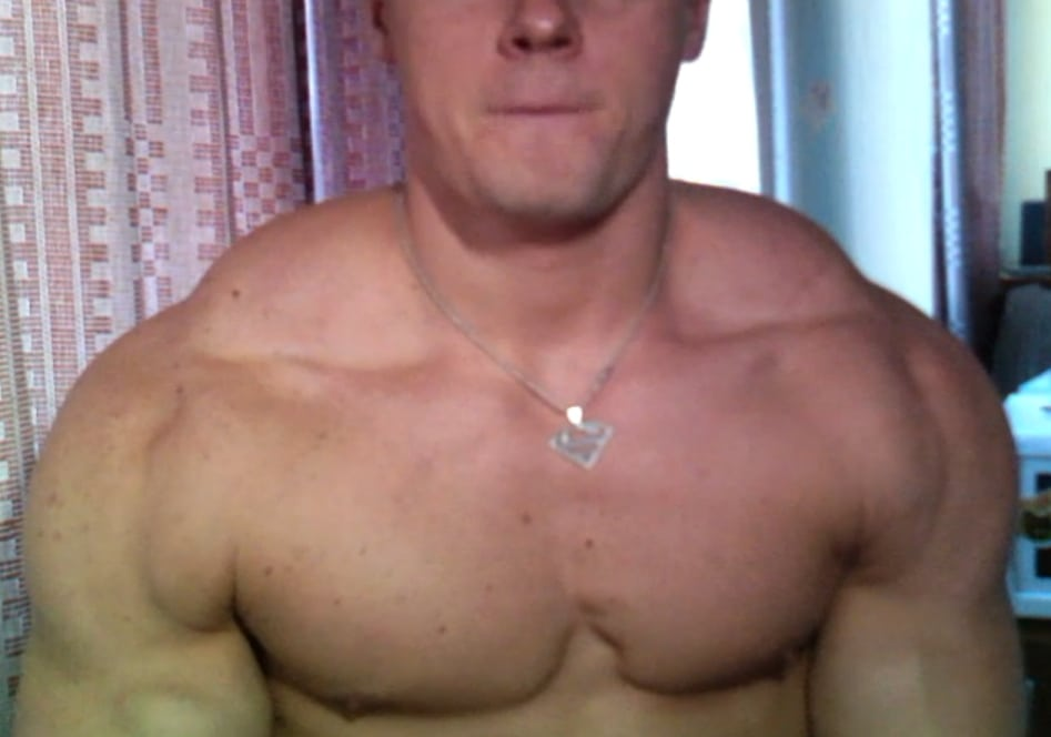 Live Muscle Gay Cam Boy