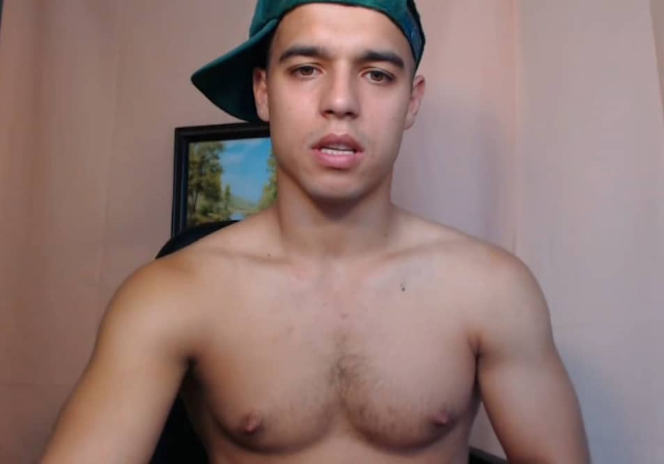 Andres Hot On Gay Cam