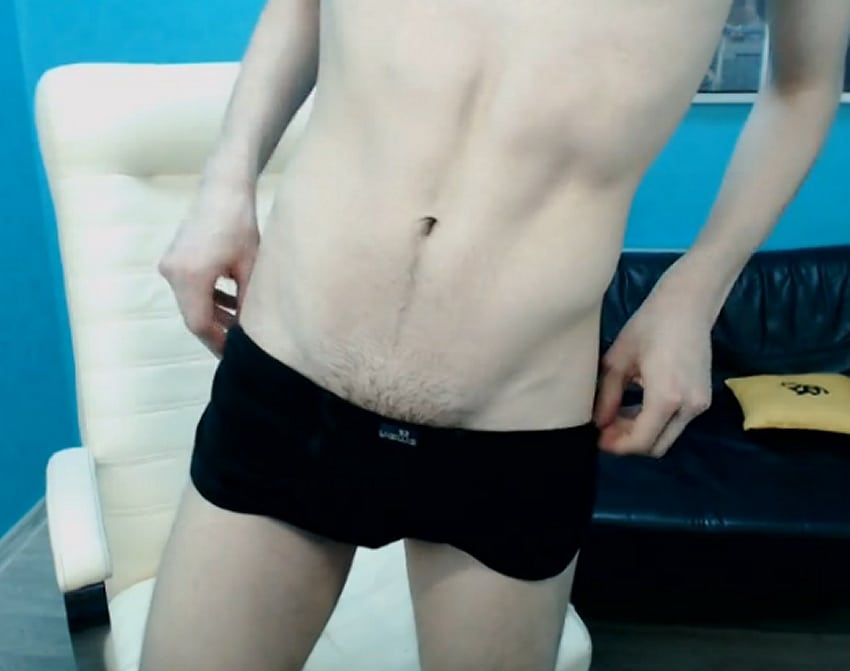 Nude Twink Hairy Cock