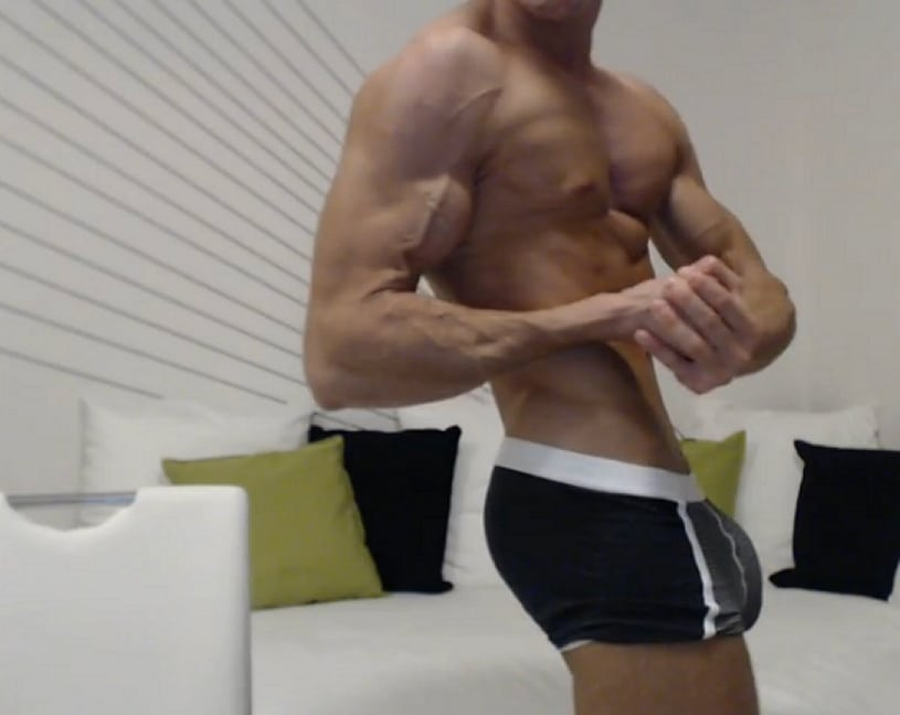 Ripped Muscle Body